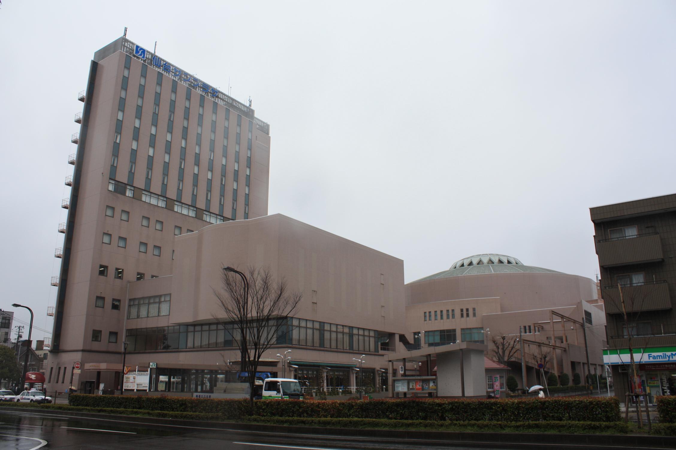 Sendai-sunplaza