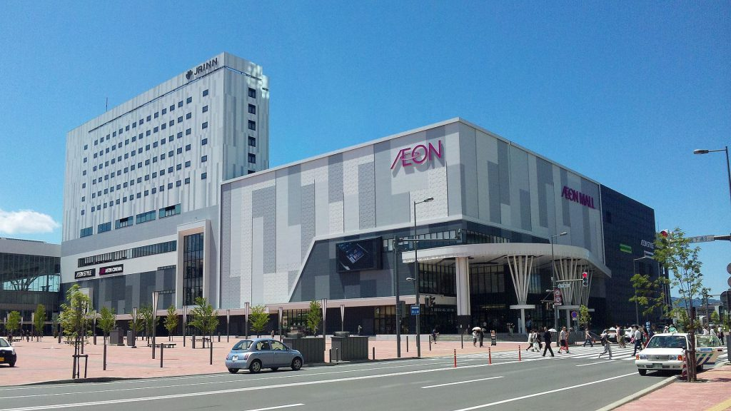 aeon_mall_around_asahikawa_station