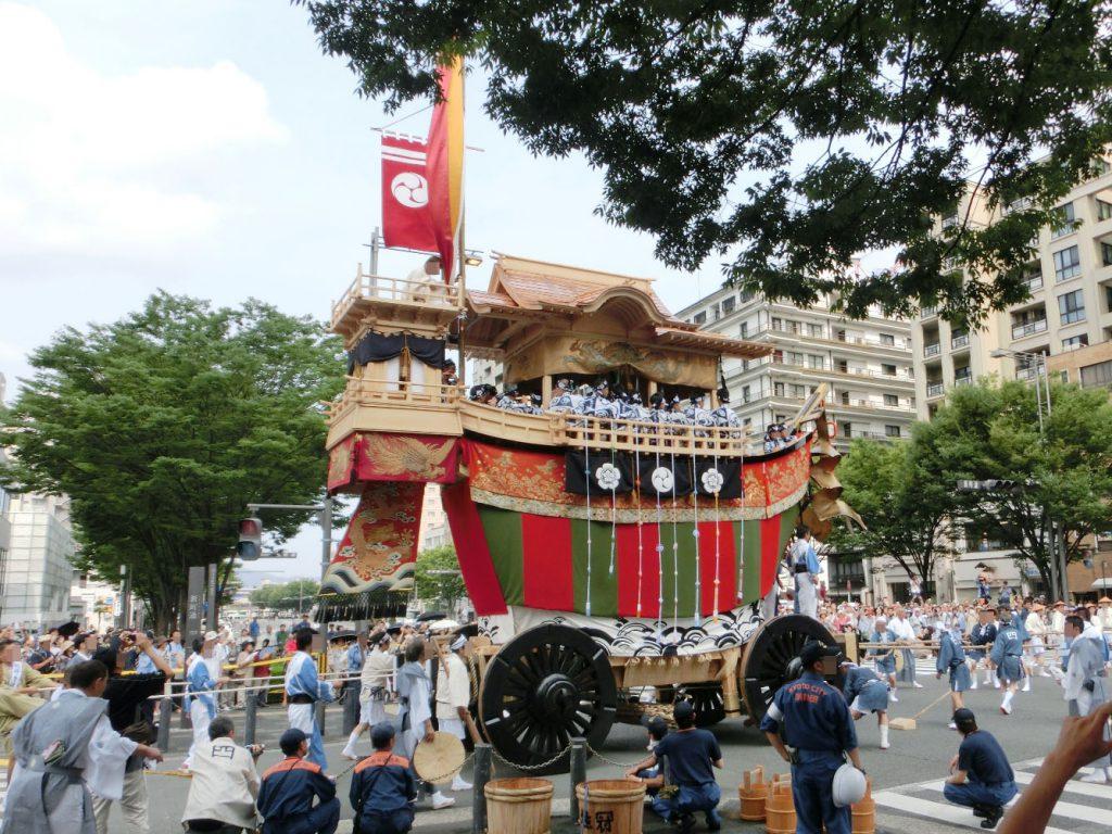 祇園祭後祭・大船鉾