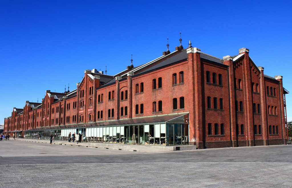 yokohama_red_brick_warehouse_2012