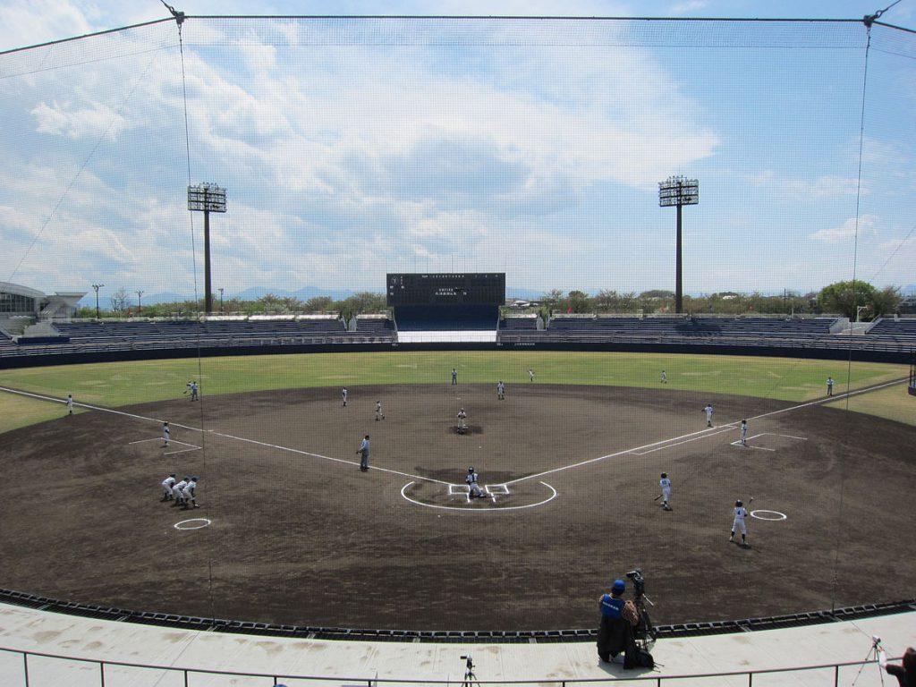 gunma_shikishima_baseball_stadium